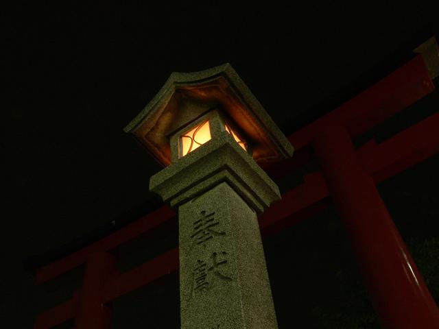 AM0:00鶴岡八幡宮